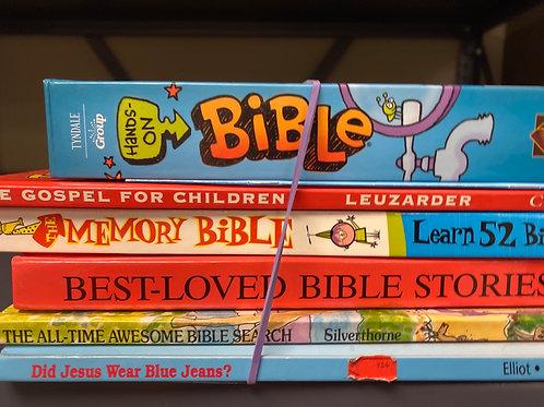 Religion - bible verses, gospel