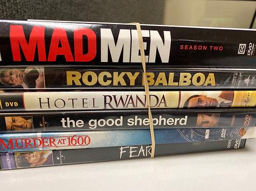 DVD- Mad Men season2, Fear