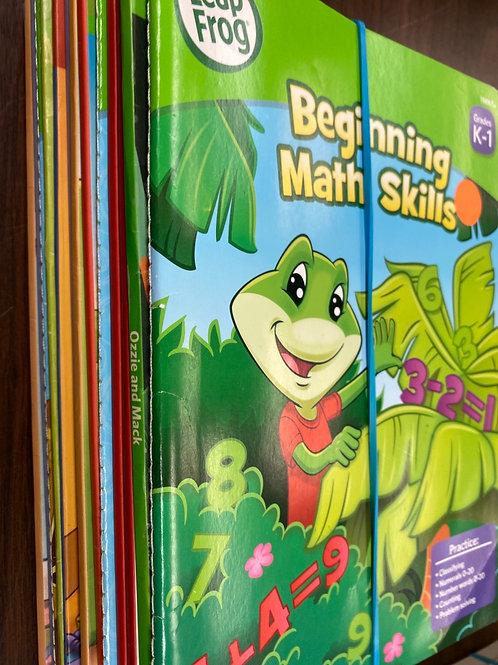 Leap frog/pad - kindergarten, ages 4-8, vowels