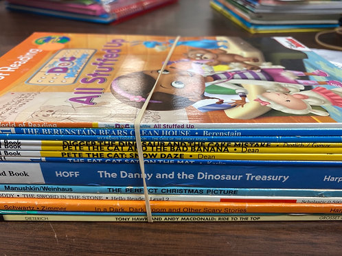 Leveled Readers - level 3, early readers