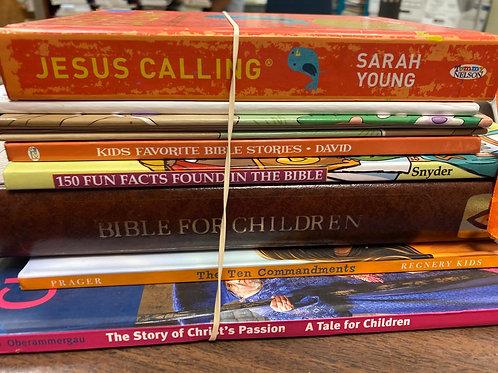 Religion - Bible, Ten Commandments