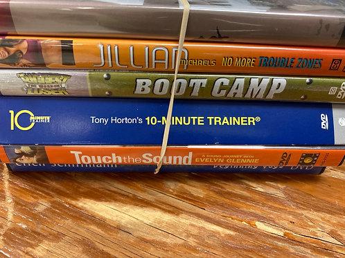 DVD- Boot Camp, Jillian Michaels