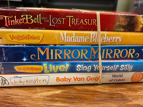 DVD- Veggie Tales, Mirror Mirror
