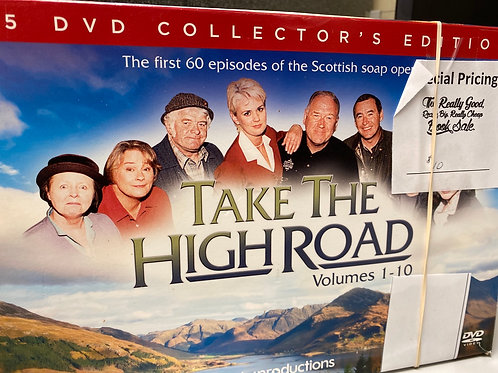 DVD- Take the High Road