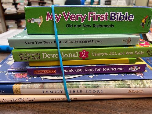 Religion - bible stories, devotional, prayer
