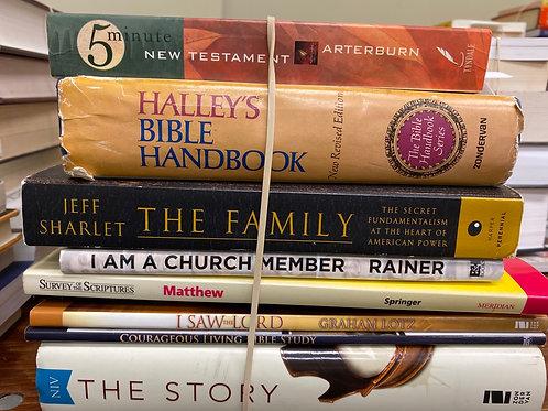 Religion - Matthew, Bible study, family