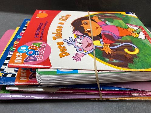 Early learning - Dora the Explorer phonics,Lego phonics, phonics