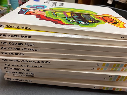 """Early learning - """"The"""" book collection"""