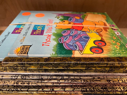 Golden Books - Assorted, Winnie the Pooh