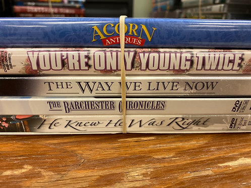 DVD-You're Only Young Twice, The Way We Live Now