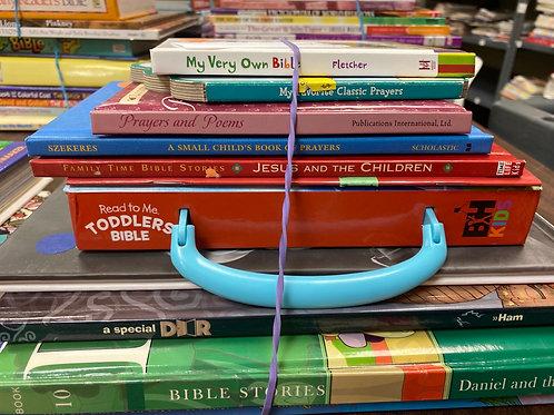 Religion - toddler bible, prayers, bible stories