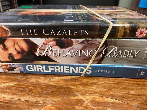 DVD-Behaving Badly, Girlfriends season 1