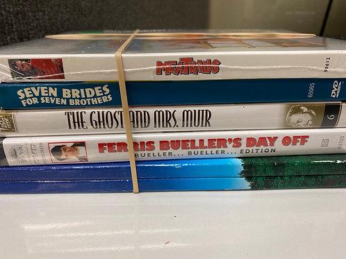 DVD- Ferris Bueller's Day Off, Meatballs