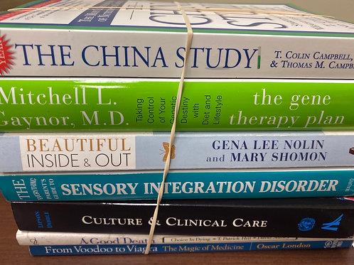Health - therapy, sensory integration disorder