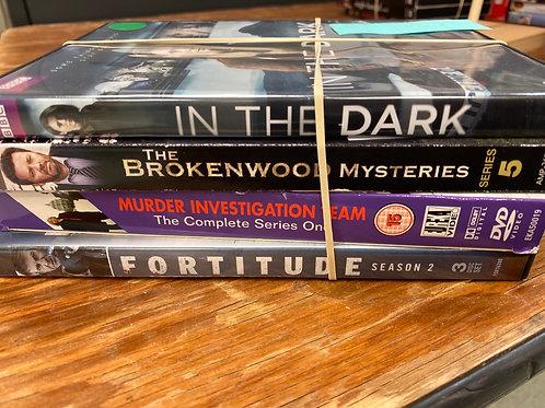 DVD- In The Dark, Murder Investigation Team