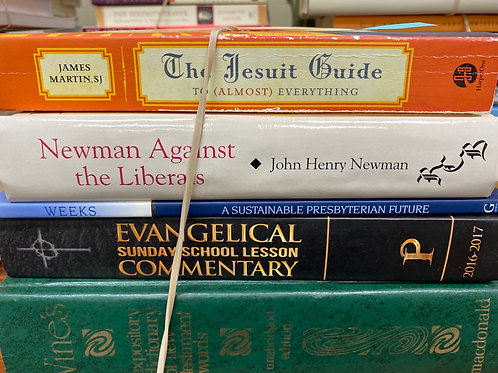 Religion - commentary, Jesuit Guide