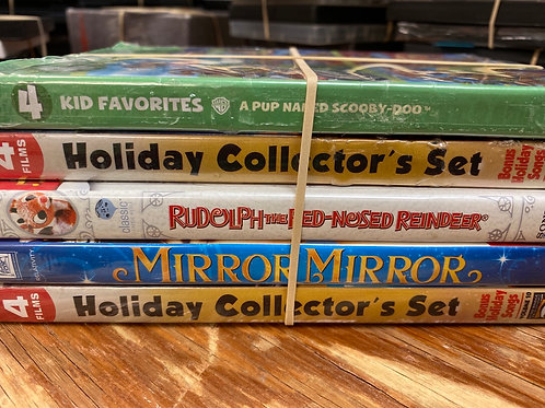 DVD- Rudolph the Red Nosed Reindeer, Mirror Mirror