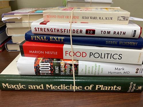Health- food, plant medicine