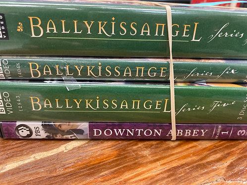DVD- Downton Abbey season 1, Bally Kissangel