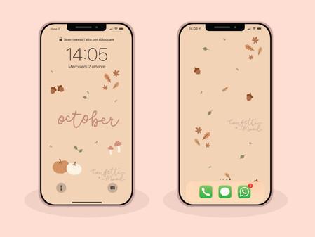 Sfondi per Cellulare e Computer di Ottobre