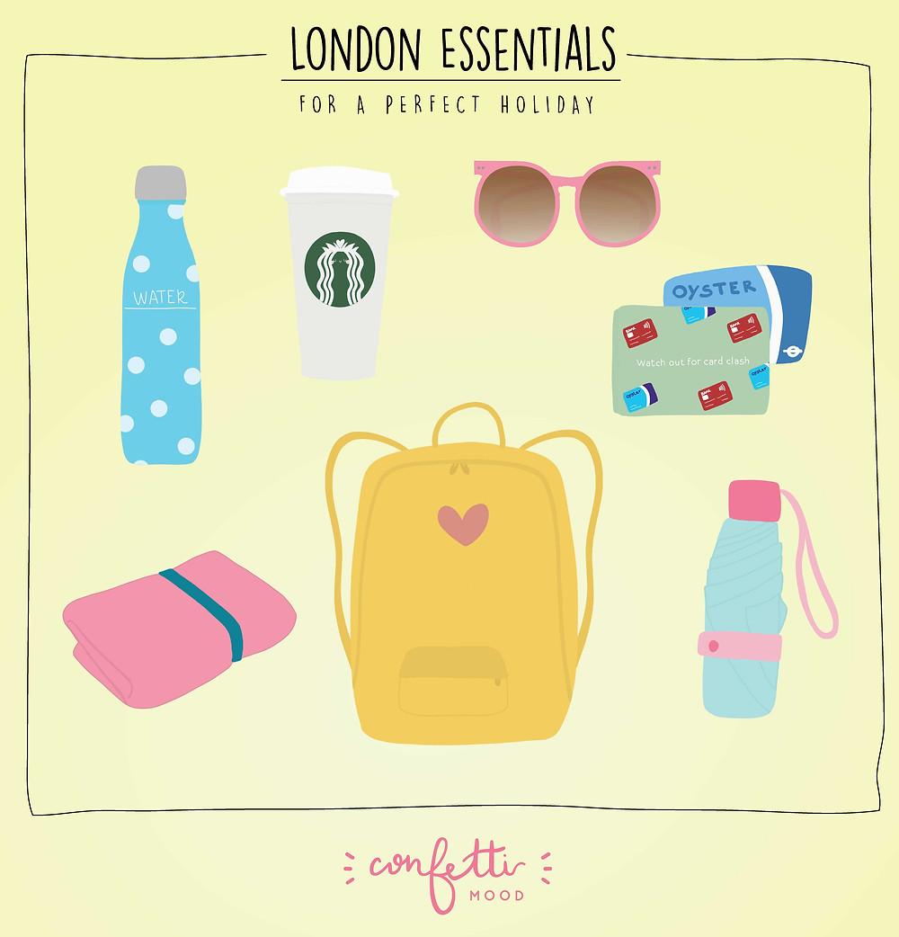 London Calls - Essentilas - Confetti Mood - www.ConfettiMood.com
