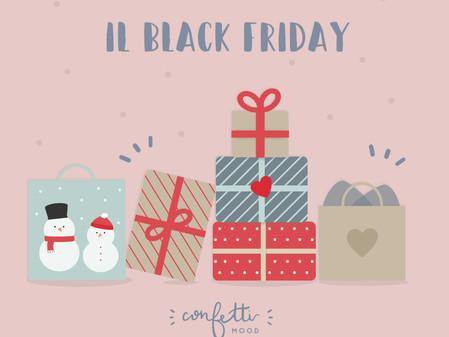 #EAllaFineVaCosì: il Black Friday