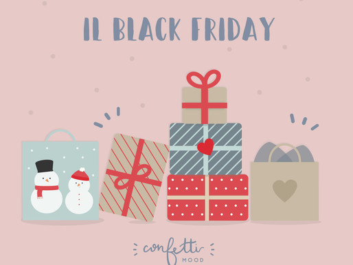 #EAllaFineVaCosì: il Black Friday