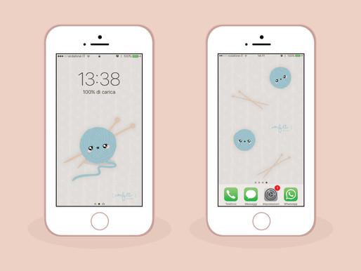 Sfondi di Novembre per iPhone e Computer