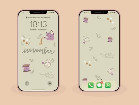 Sfondi per Cellulare e Computer di Novembre
