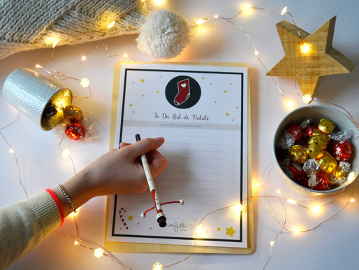 Twelve Days of Christmas – Giorno 8: To Do List di Natale