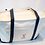 Thumbnail: Large Heavyweight Cotton Canvas Boat Tote