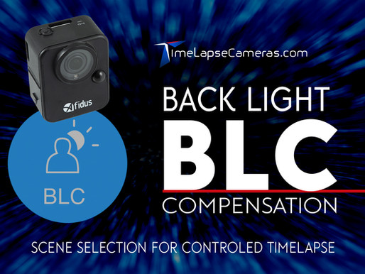 BLC: Back Light Compensation