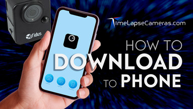 How to Download to phone, iOS using the Afidus App.