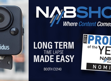 2019 NAB Show Product of the Year Nominee