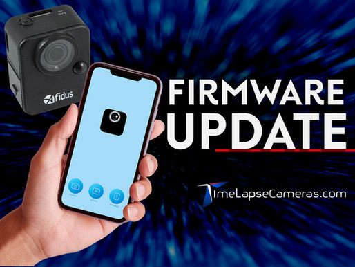 How to update the Firmware on your Afidus Time Lapse Camera.