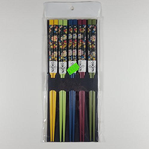 Notch 8 Chopsticks  - Design 2