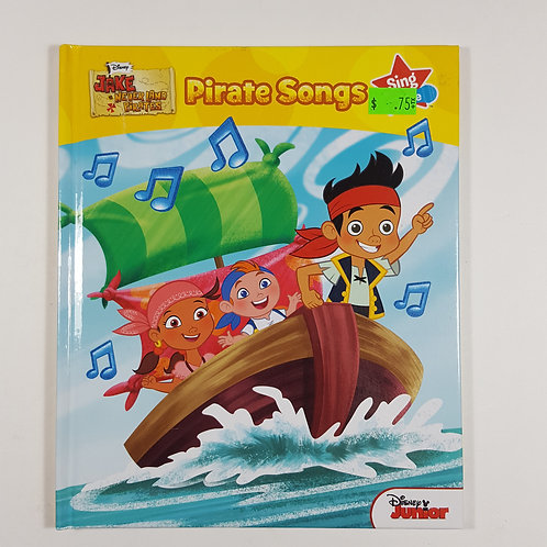 Jake The Pirate: Pirate Songs