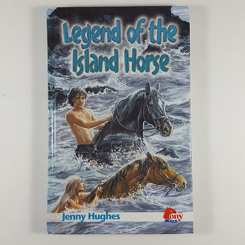Legend of the Island Horse - Pony Club Book