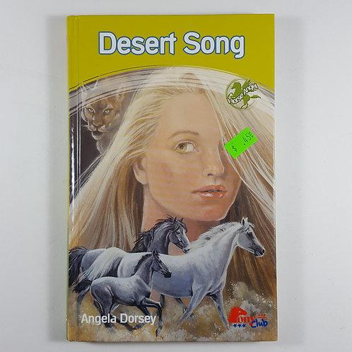 Desert Song - Pony Club Book