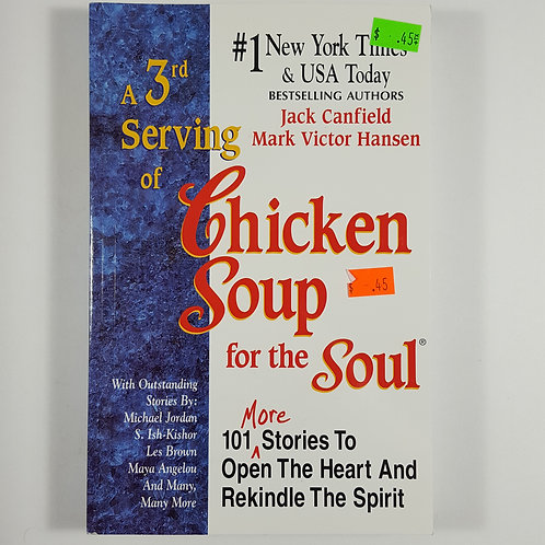 A 3rd Serving of Soup