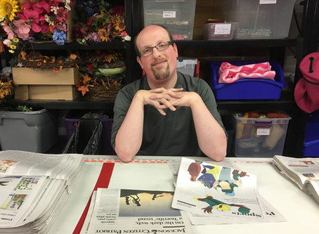 Ben Callison - March 2020 Volunteer Highlight