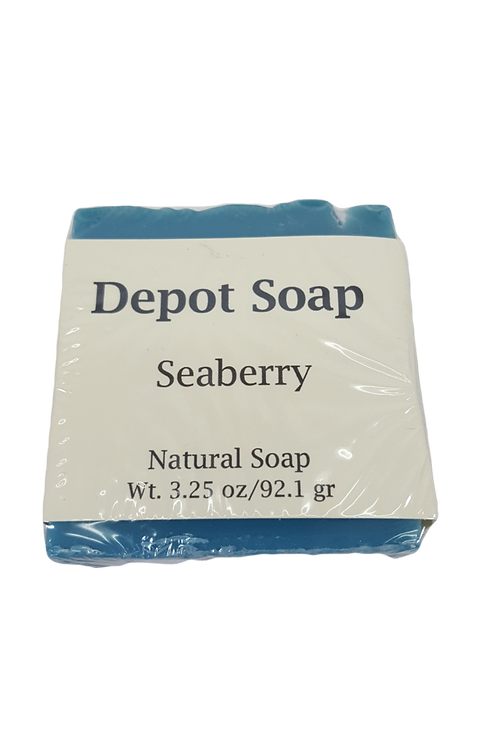 Natural Soap - Seaberry