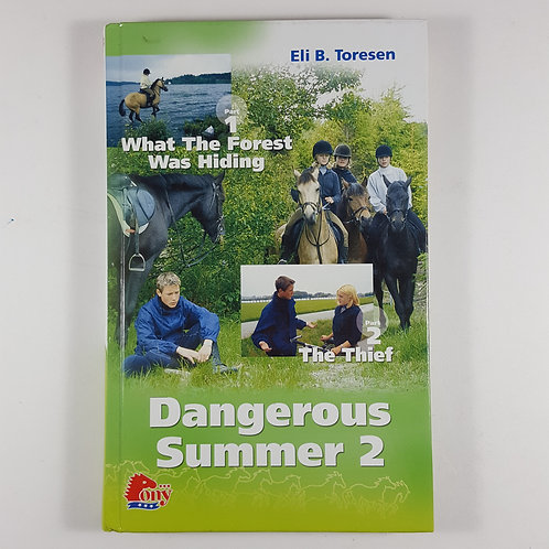 Dangerous Summers 2 - Pony Club Book