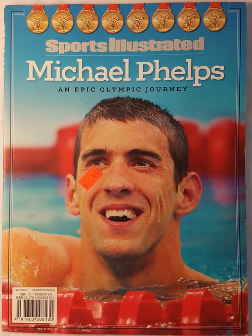 Michael Phelps - An Epic Olympic Journey