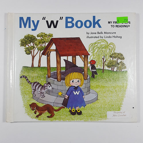 """My """"W"""" Book"""