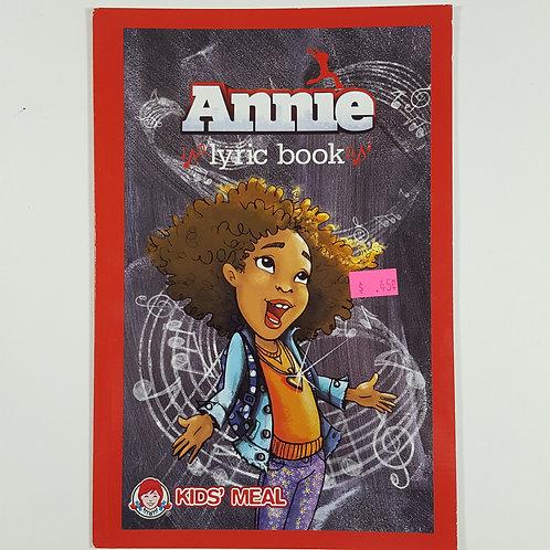 Annie: Lyric Book
