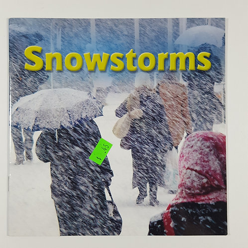 Snowstorms