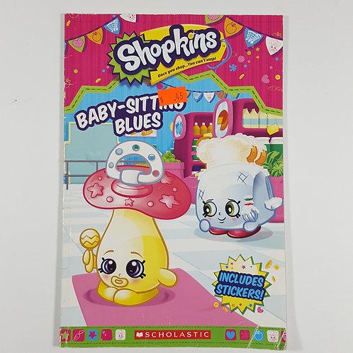 Shopkins Baby-Sitting Blues