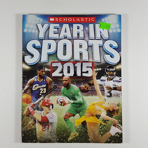 Year In Sports 2015
