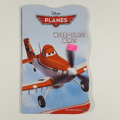 Disney Planes: World-Class Wings